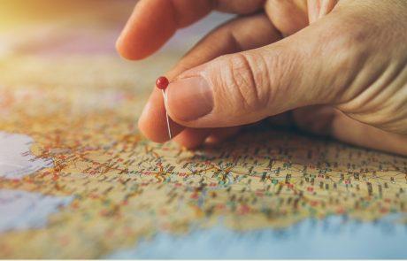 נקודת המפגש של גיאוגרפיה, מזון ותרבות