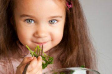 מפגש ינואר 2015, חינוך לתזונה