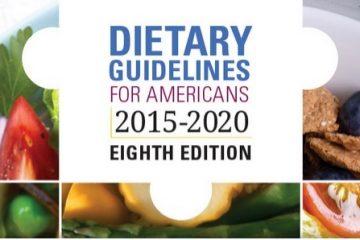 הנחיות התזונה לאמריקאים 2015-2020